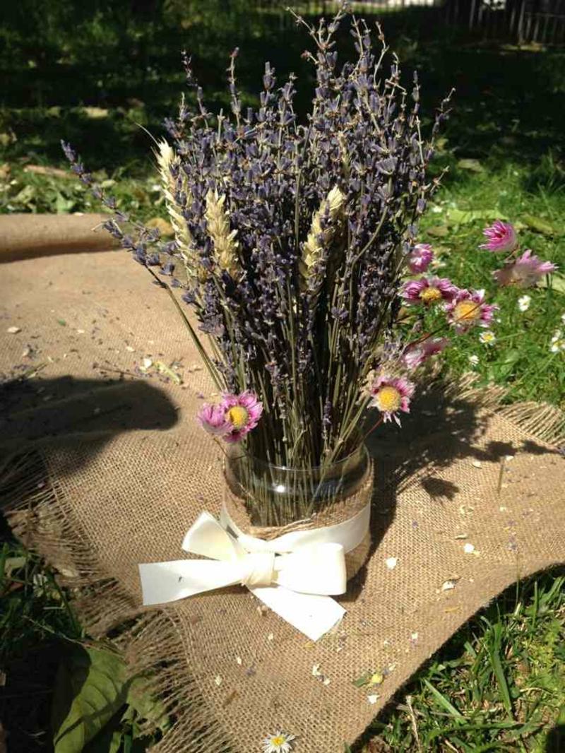 aromatische Hausdeko Lavendel