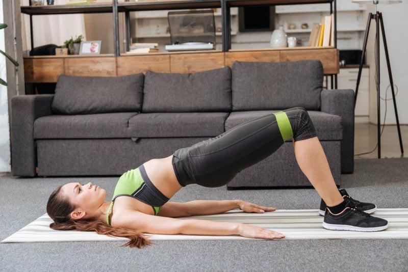 Hip Dips Übungen