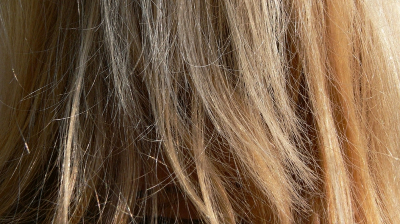 Haarkur gegen Spliss
