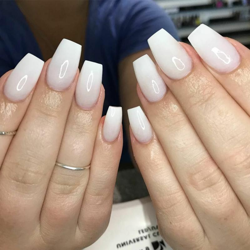 Braut Nägel Designideen und Anregungen