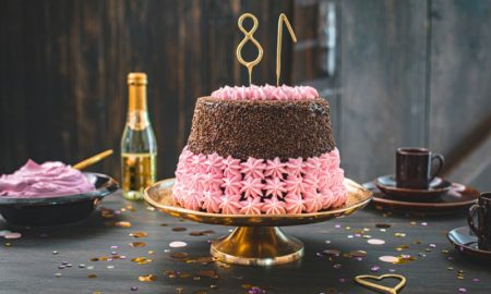 Torte 18. Geburtstag