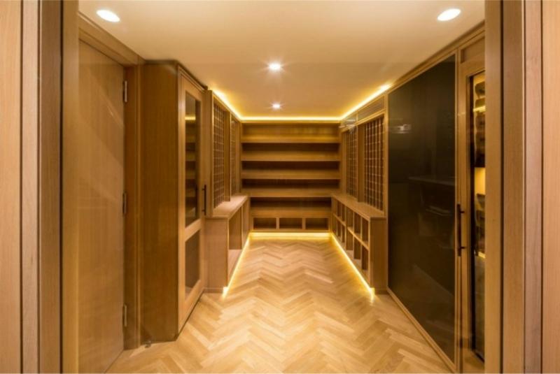 Ankleidezimmer DIY Schritt für Schritt