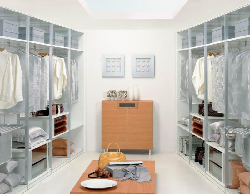 Ankleidezimmer DIY sehr eleganter Look