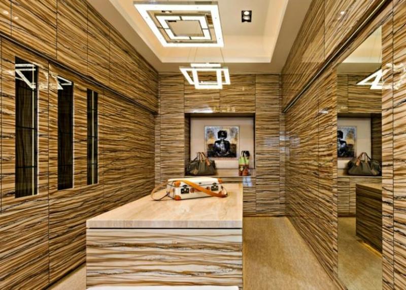 Ankleidezimmer DIY stilvolle Einrichtungsideen