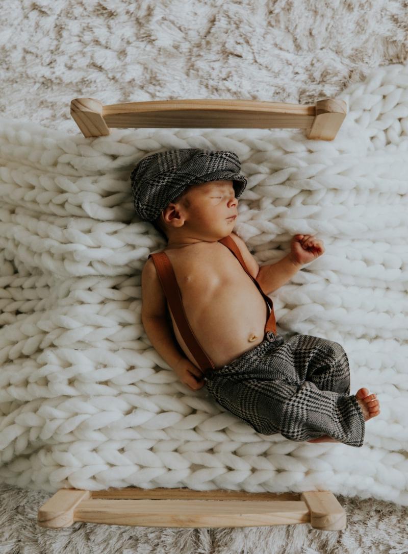 Babyfotos kreative Ideen
