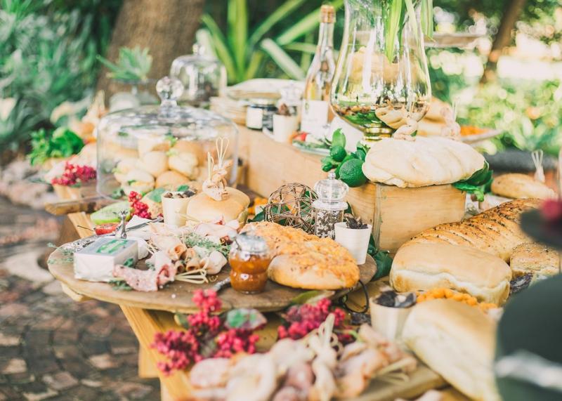 Brunch Bar Hochzeit