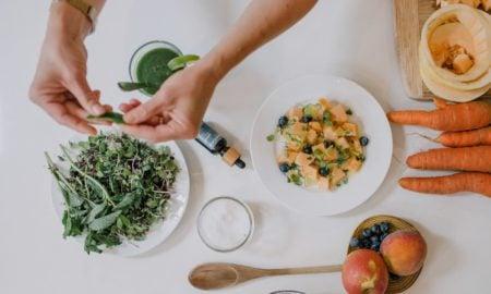 CBD-Öl als Superfood - 5 Tipps und Rezepte für gesunde Ernährung