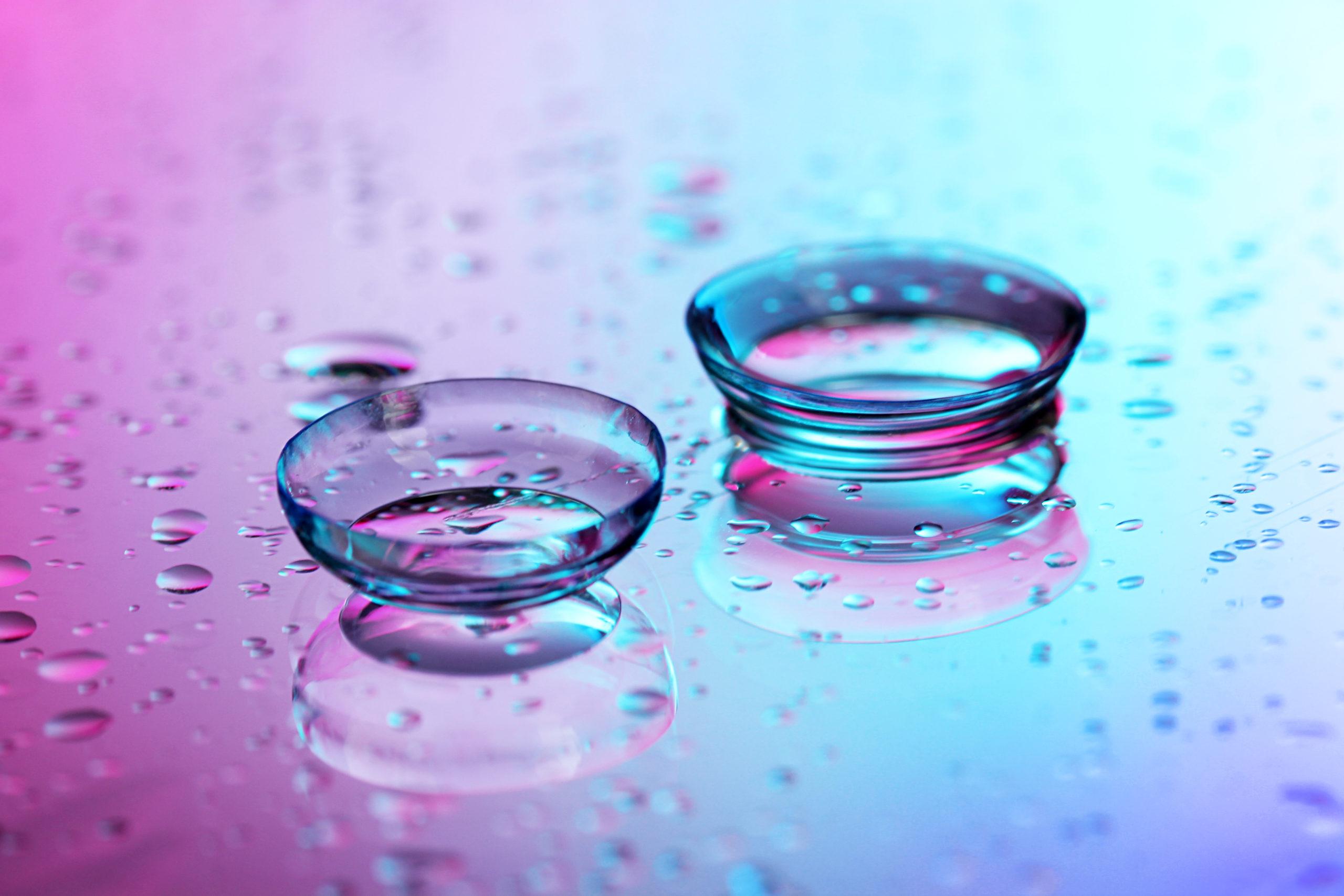 So finden Sie die richtigen Kontaktlinsen für Sie!