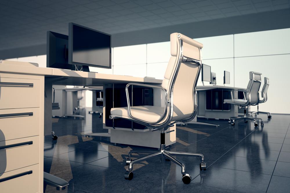 Ergonomische Büroausstattung kann Rückenschmerzen vermeiden