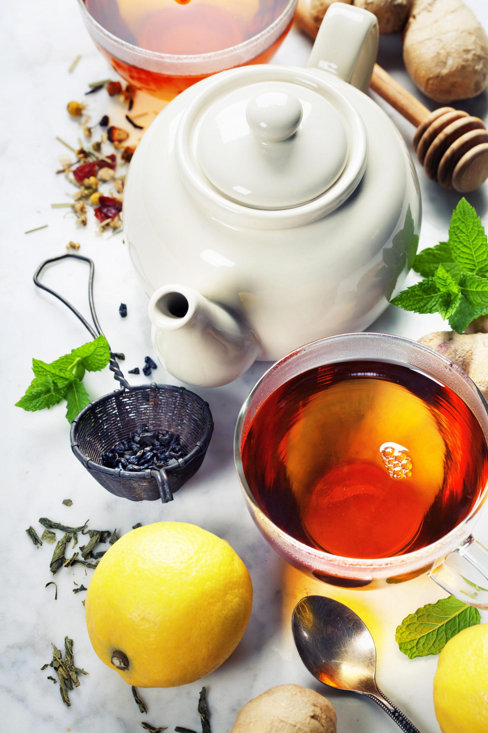 Schwarzer Tee für die dunkle Jahreszeit