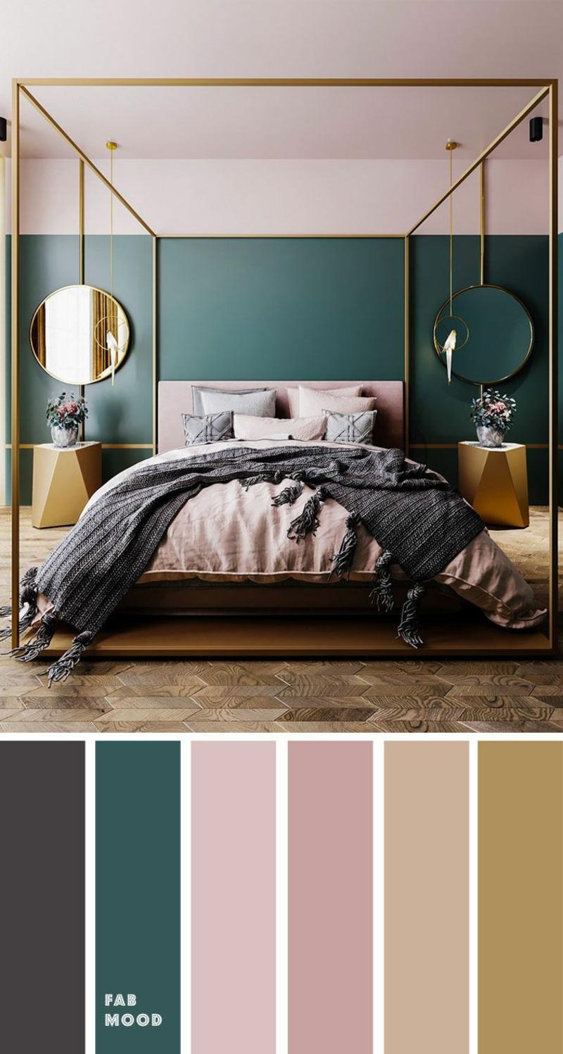 Raumgestaltung mit Farben die besten Ideen für das Schlafzimmer