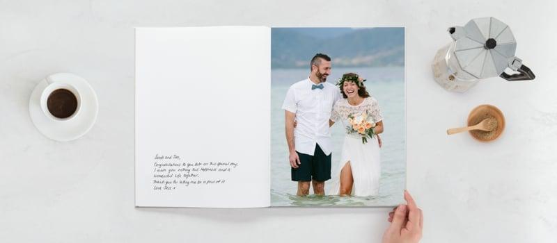 Hochzeitsfotos hochladen