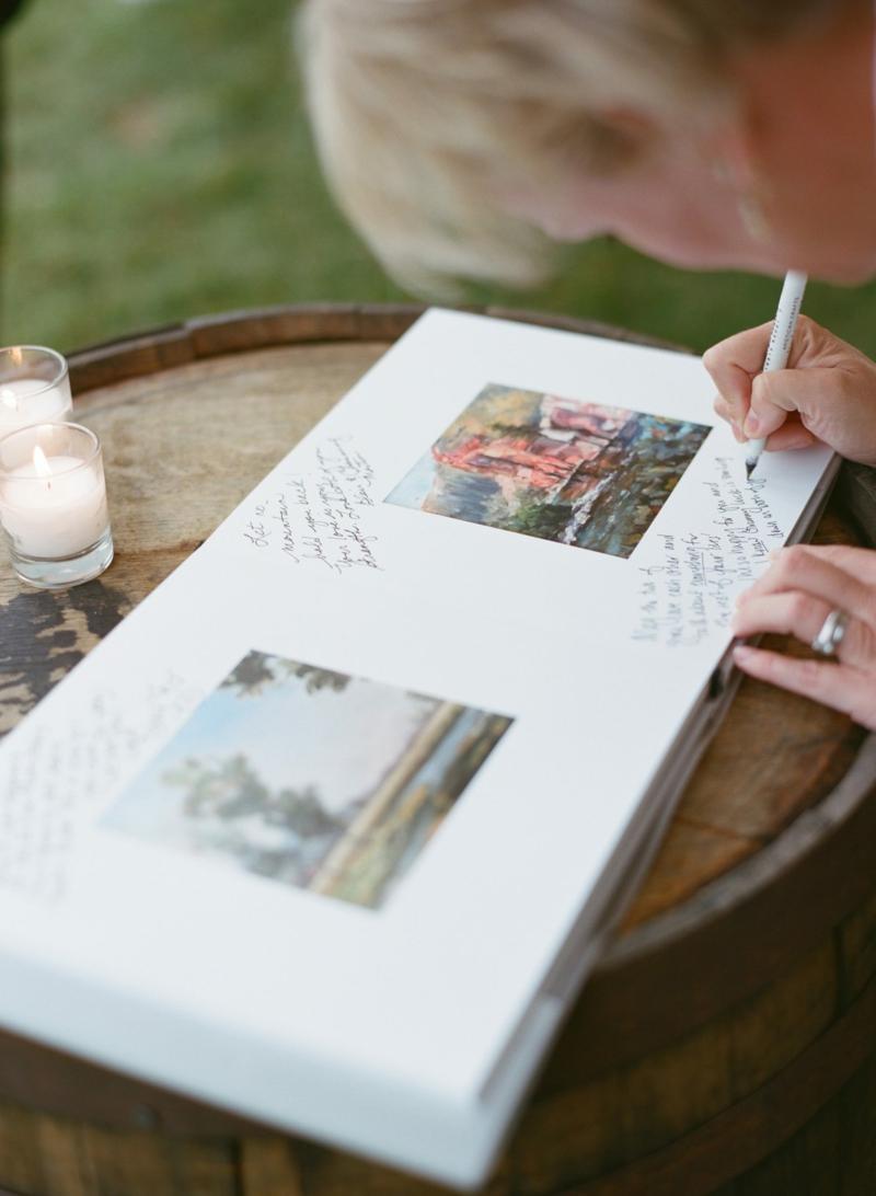 Gästebuch Hochzeit mit Fotos