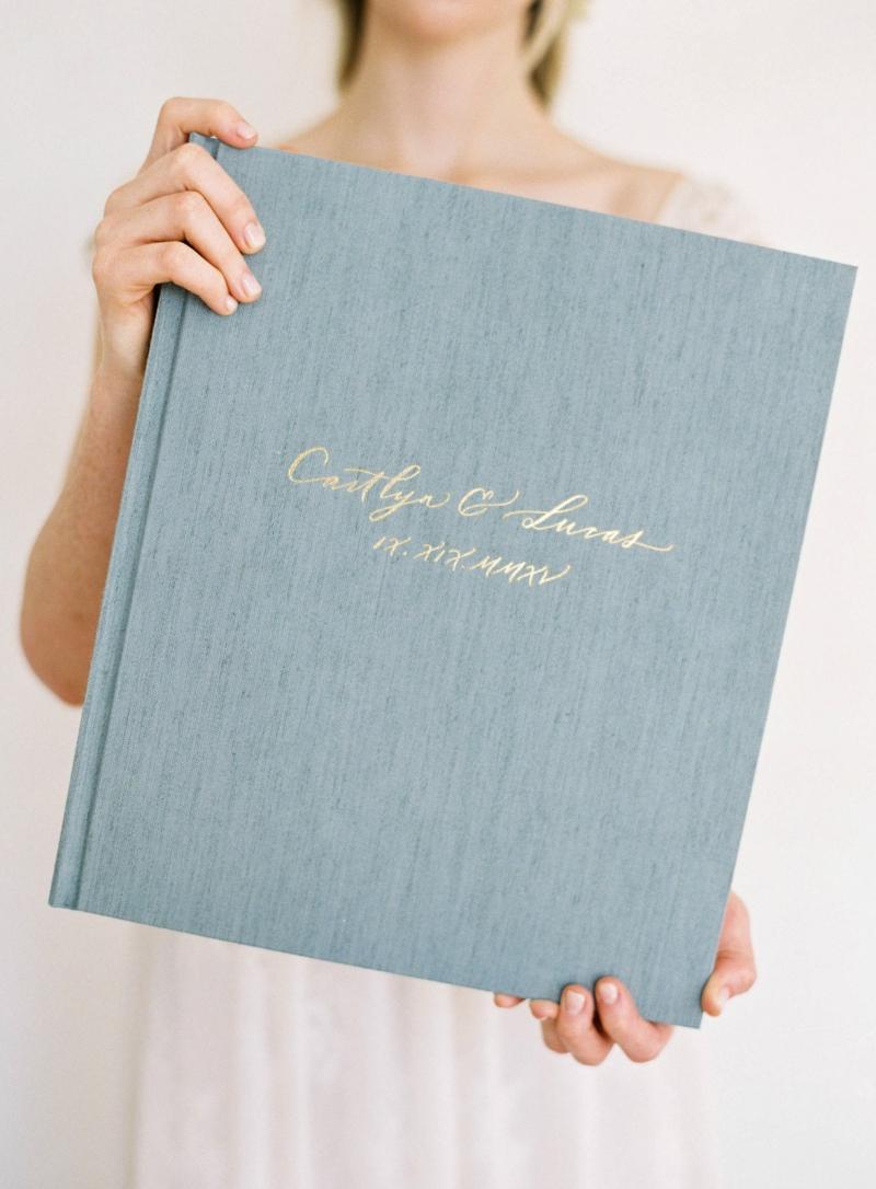 Fotobuch Hochzeit klassisches Design stilvoll