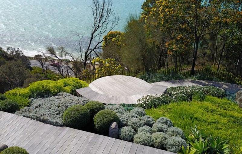 Garten am Meer selbst gestalten