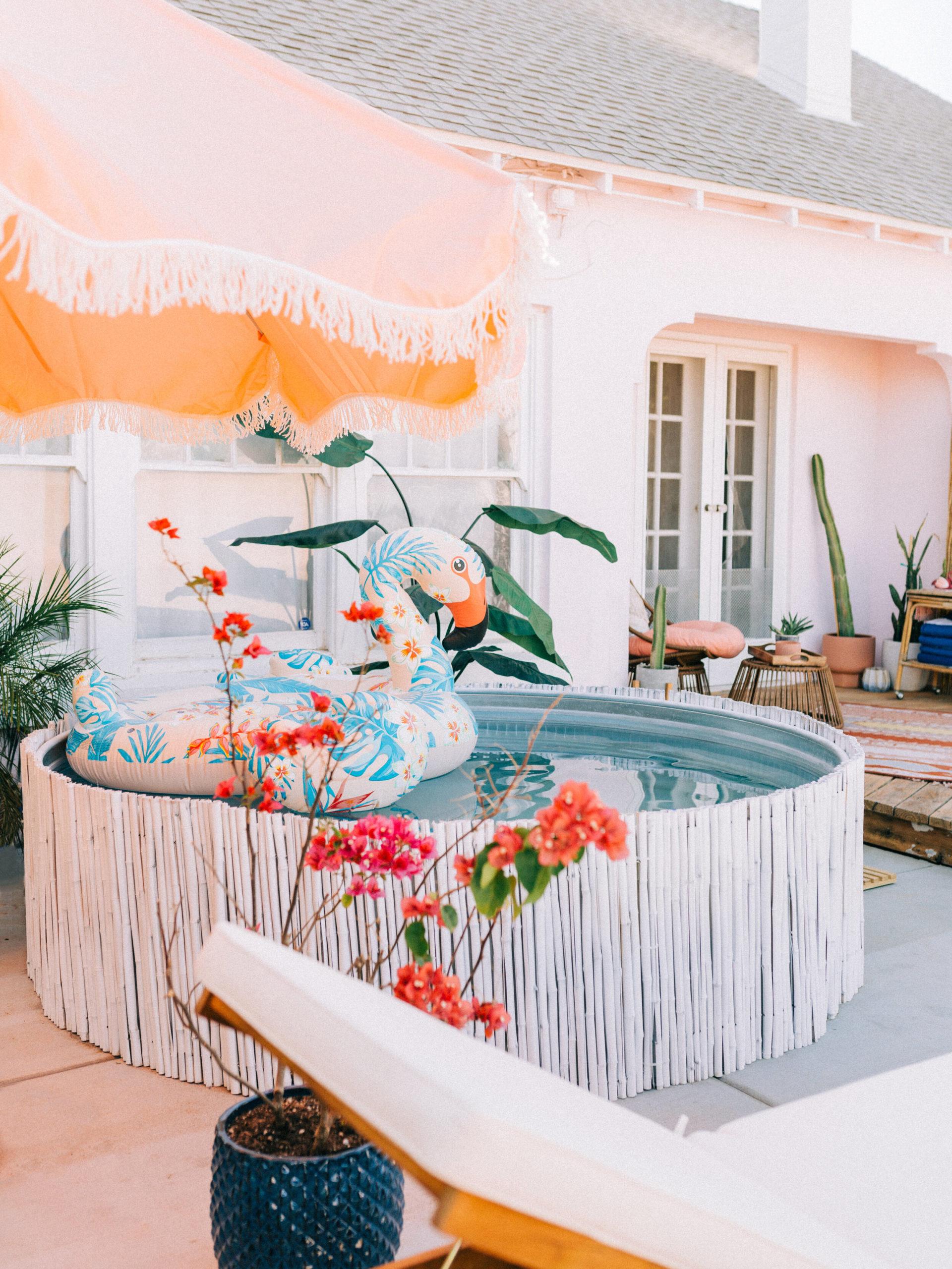 Kleine Pools für richtigen Badespaß