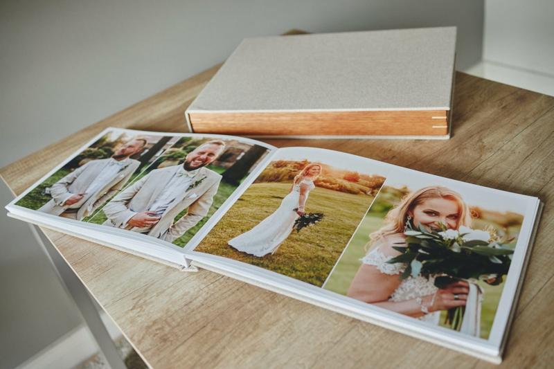 DIY Fotoalbum Hochzeitsbilder