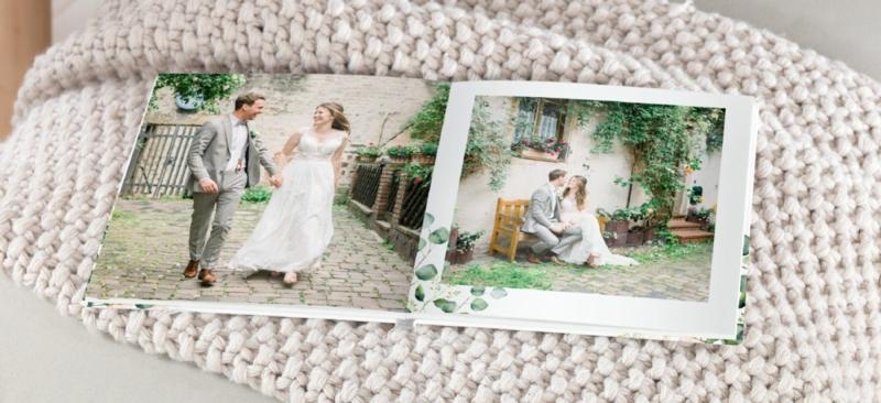 romantische Fotos Hochzeit Brautpaar