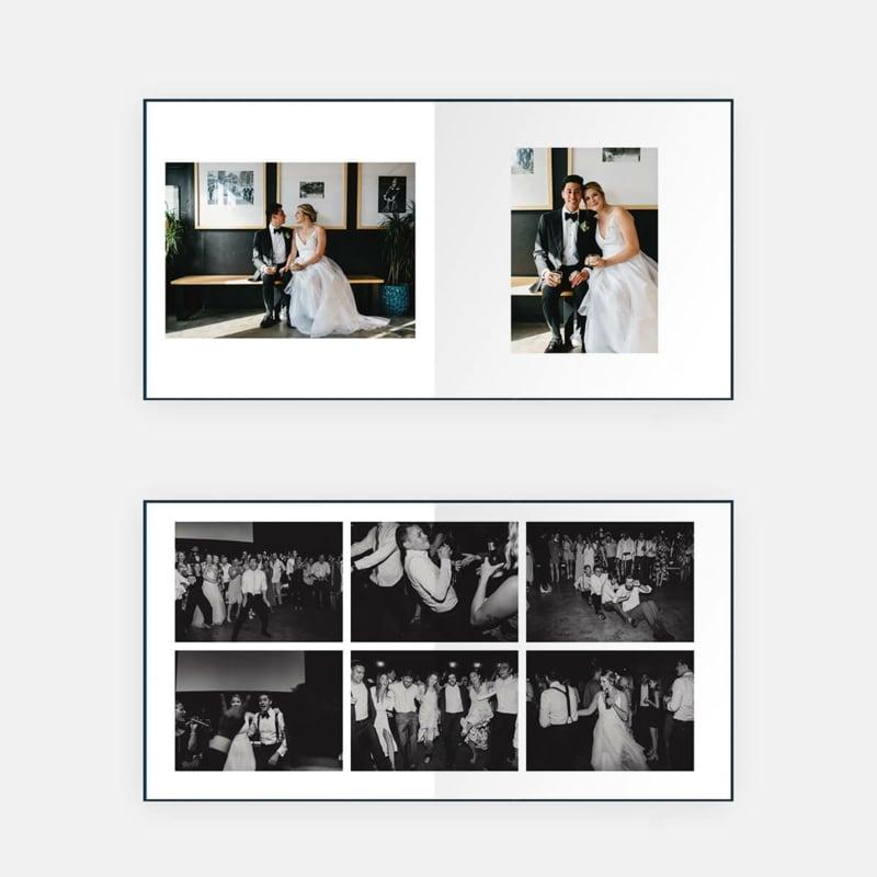Fotobuch Hochzeit vs. Fotoalbum