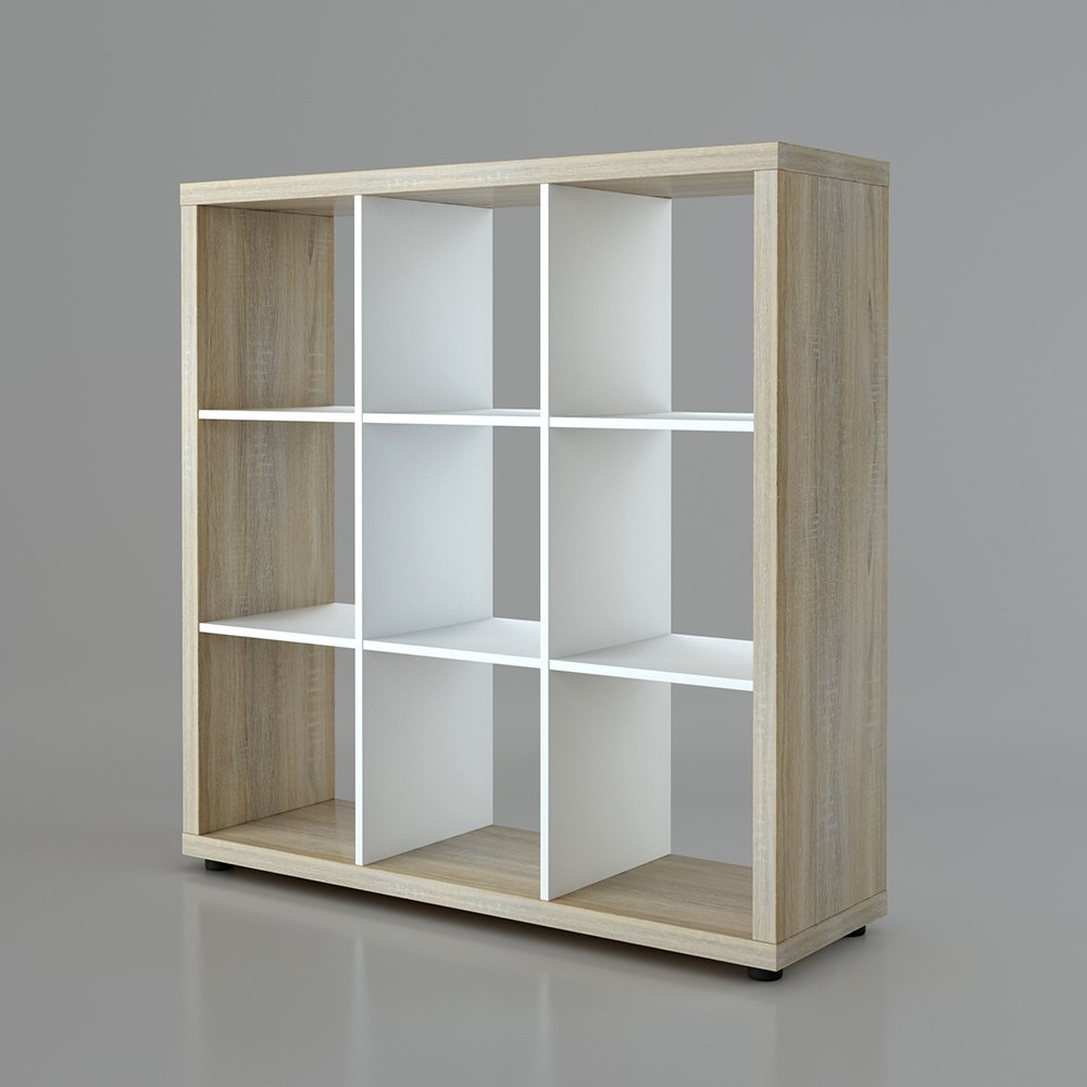 IKEA Kallax Regal stilvoller Look