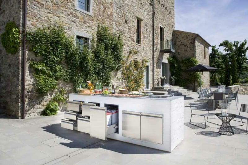 Außenküche Tipps für die Planung
