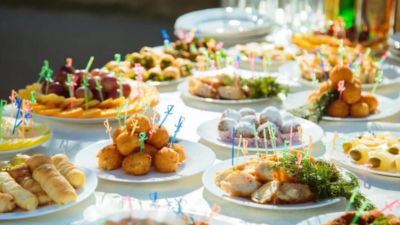 Hochzeit Buffet Ideen Fingerfood Rezepte