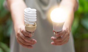 Welche Vorteile bringen LED-Lampen gegenüber Energiesparlampen?