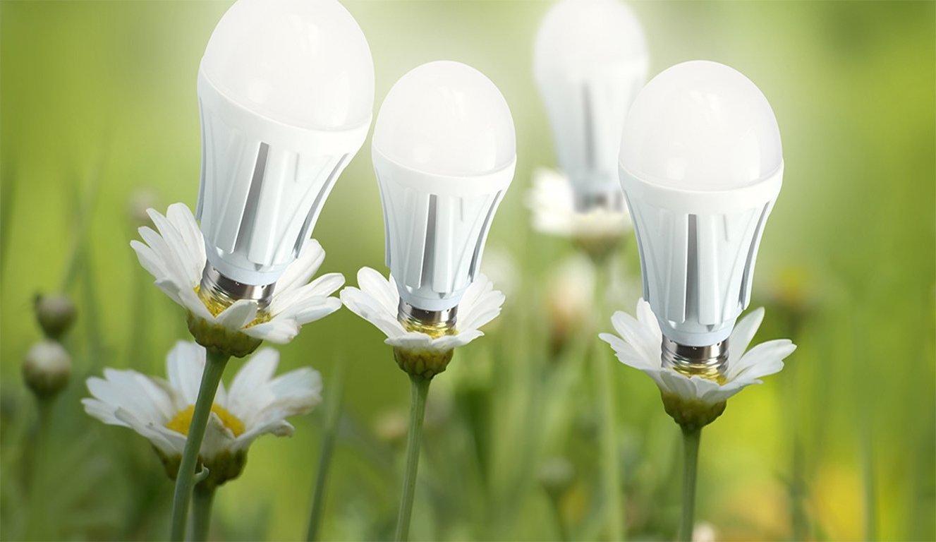 Warum LED-Lampen sind besser als die Energiesparlampen?