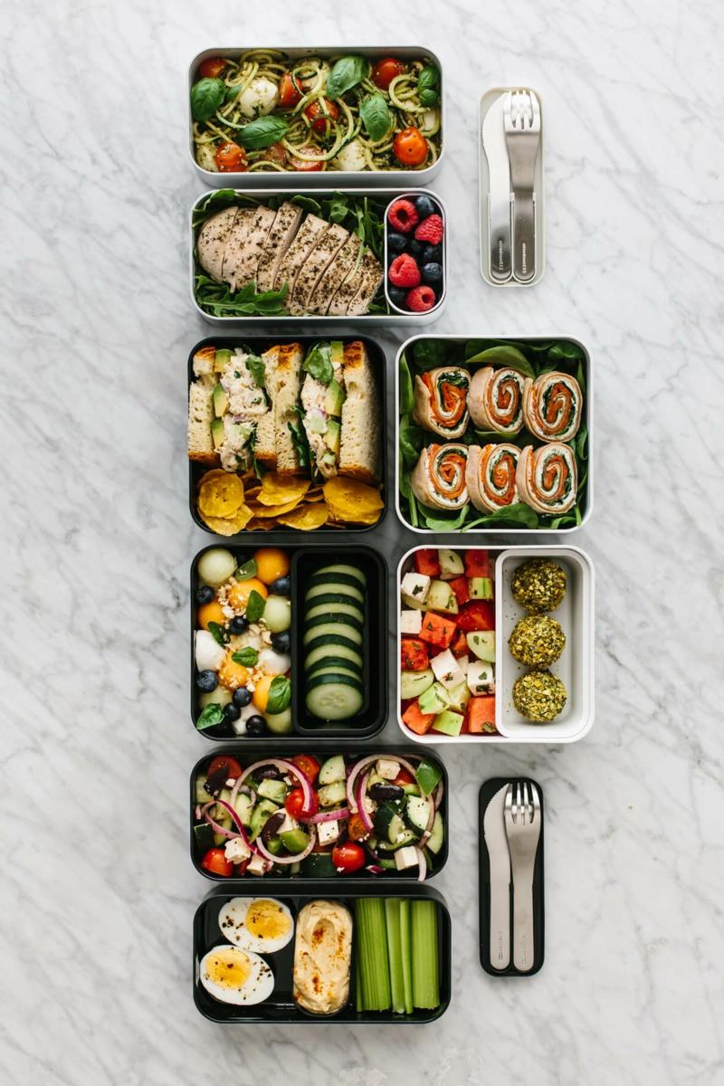 Lunchbox auswählen Tipps