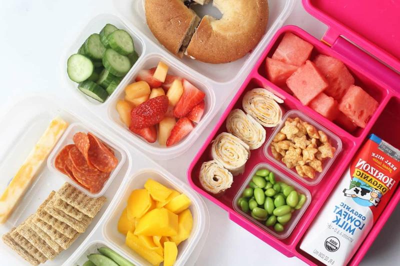 Lunchbox befüllen leckere Vorschläge