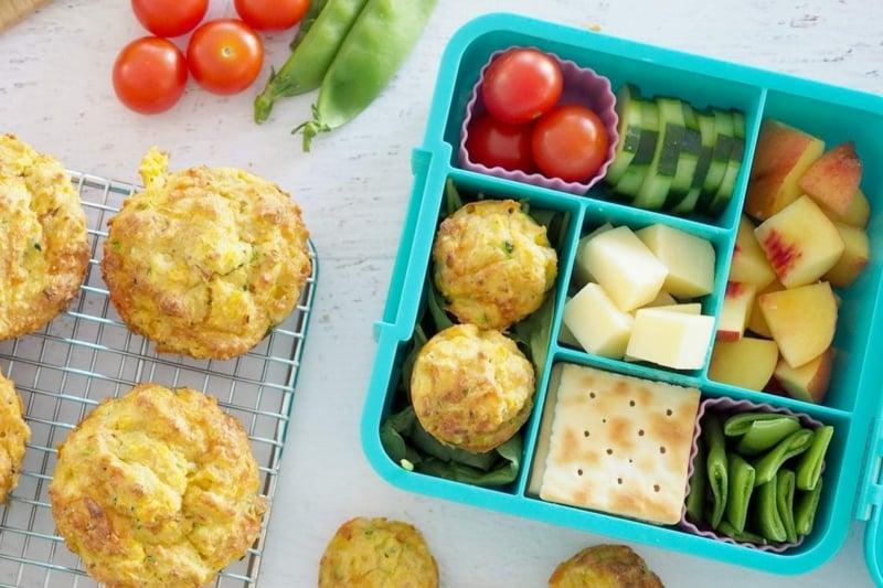 Lunchbox Ideen für Kinder und Erwachsene