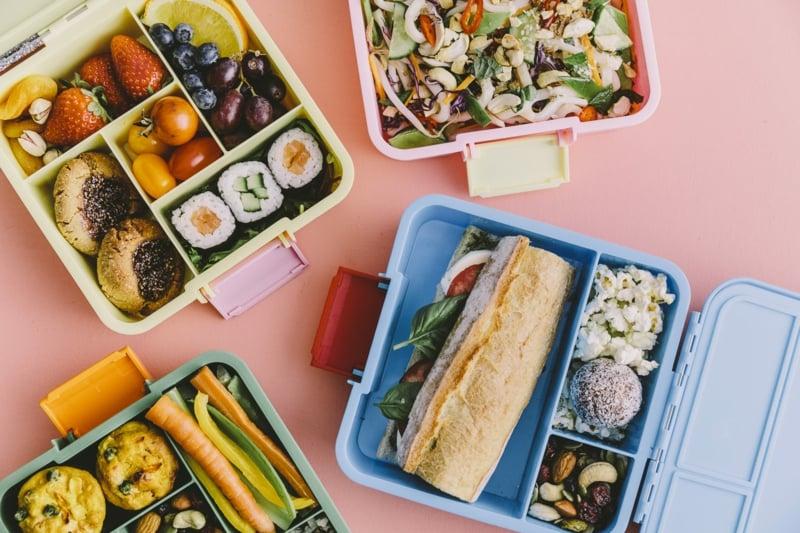 Mittagessen für das Büro