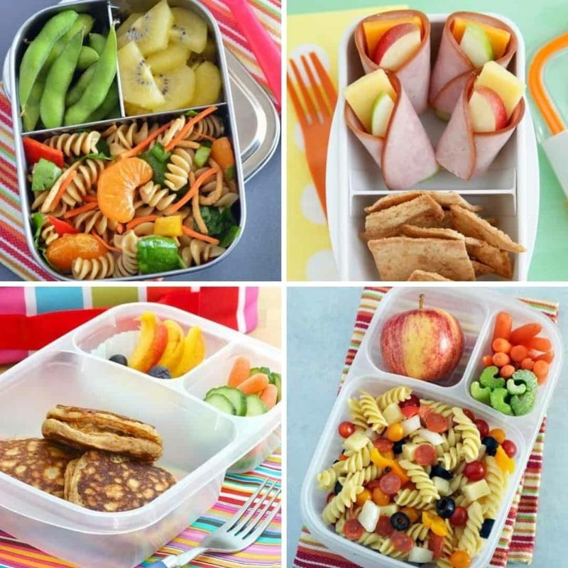 Lunchbox Ideen Nudelsalat lecker gesund