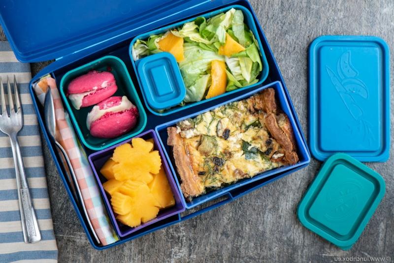 Lunchbox Ideen gesunde Vorschläge für das Büro