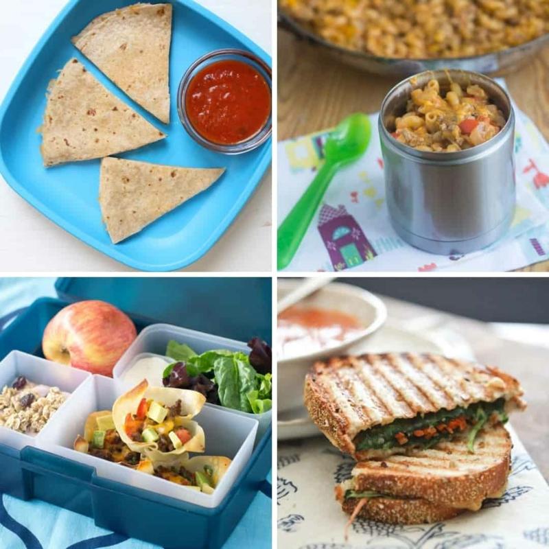 Lunchbox Ideen Sandwiches