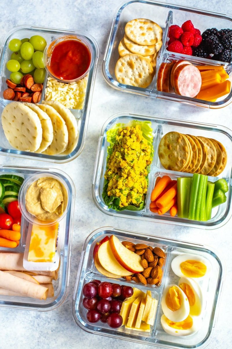 Lunchbox Ideen lecker und gesund
