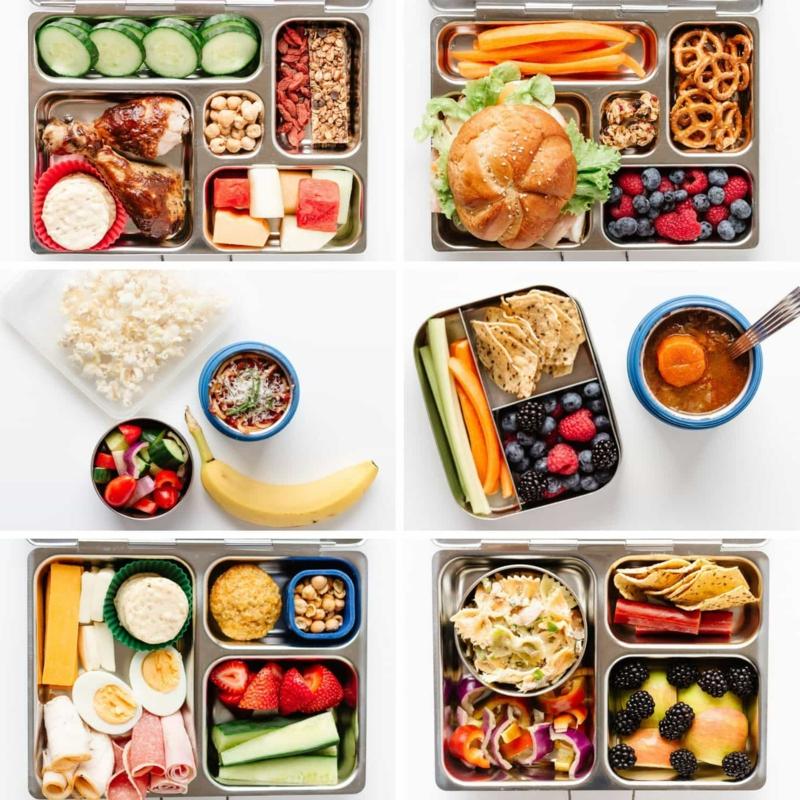 gesunde Rezeptideen Mittagessen