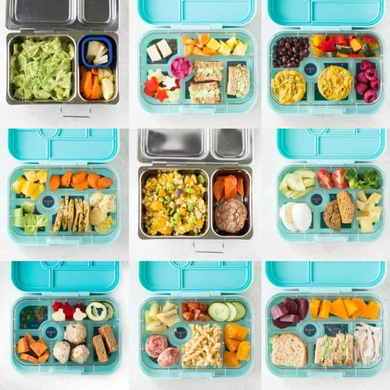 Mittagessen für Kinder zubereiten tolle Ideen