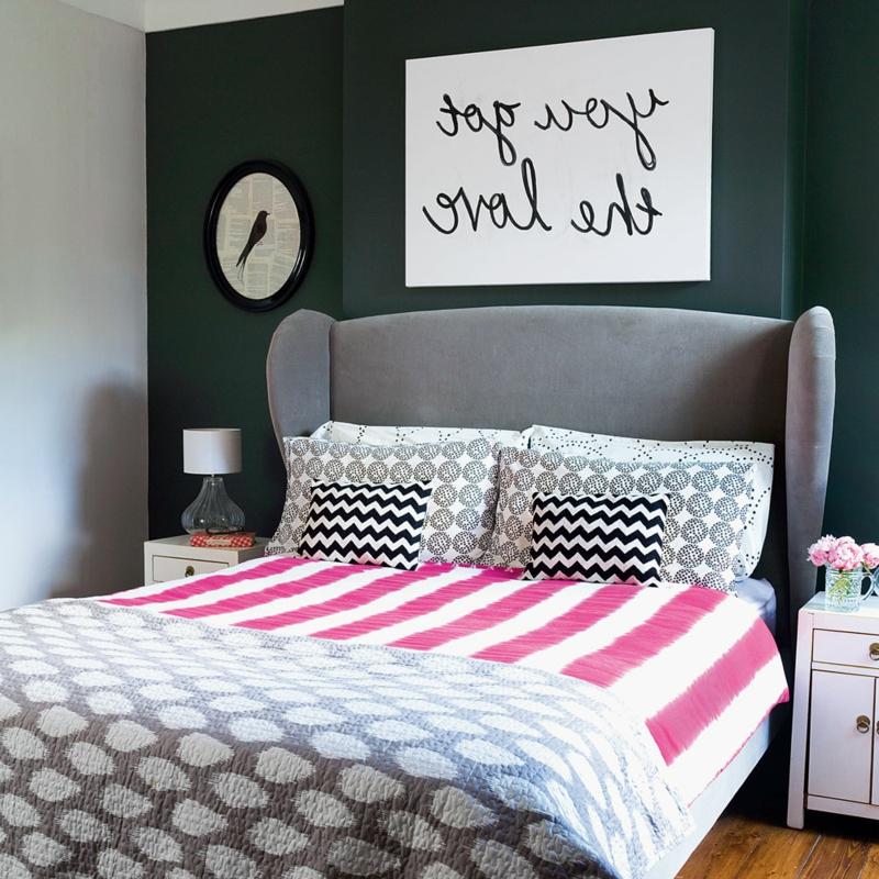 stilvolles Mädchenzimmer