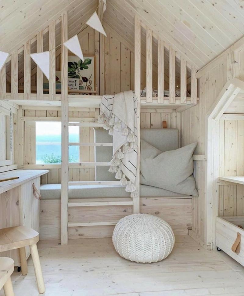 schöne Zimmer Ideen für Mädchen Etagenbett