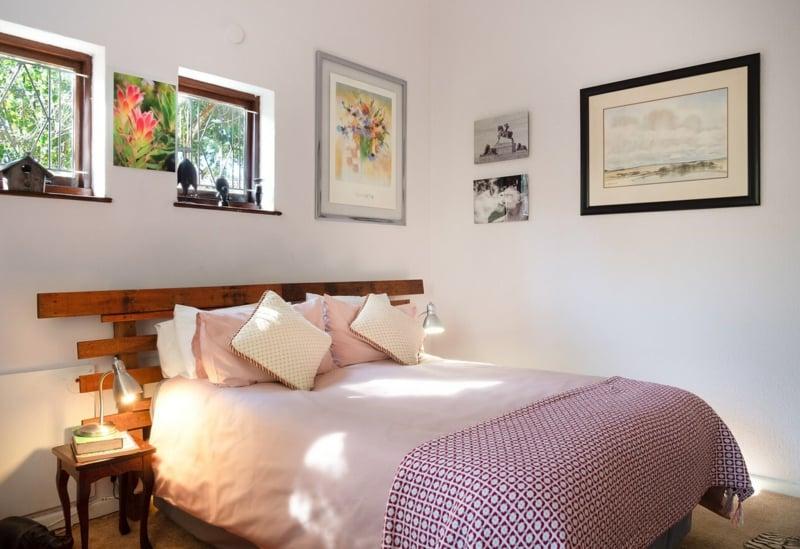 Mädchenzimmer minimalistisch
