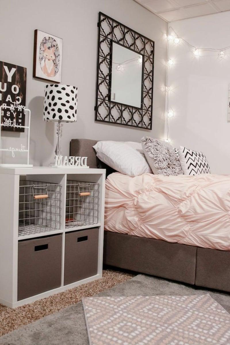 schöne Zimmer Ideen für Mädchen Dekoideen