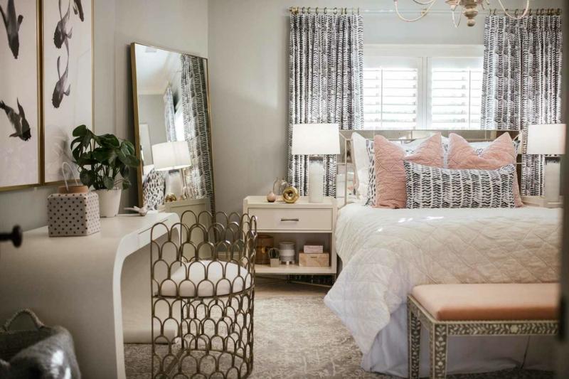 schöne Zimmer Ideen für Mädchen coole Möbel