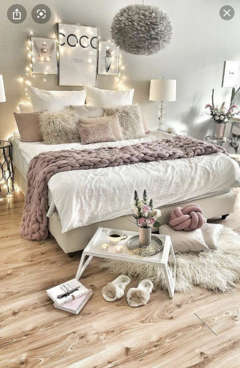 schöne Zimmer Ideen für Mädchen Vintage Einrichtung