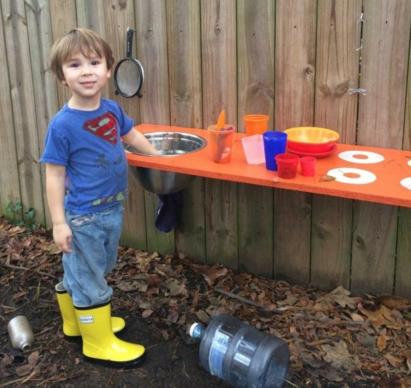 Kinderspielküche bauen Tipps