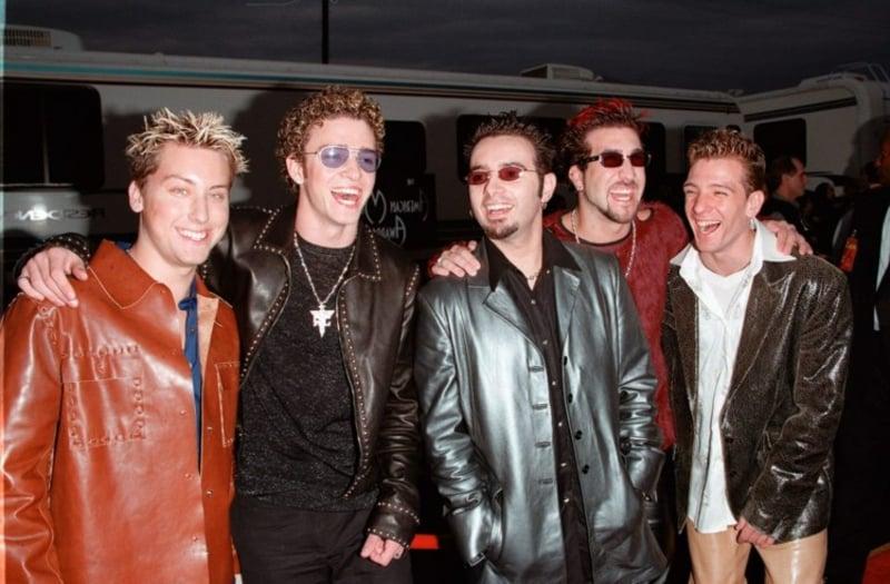 Klamotten 90er Party Anregungen Justine Timberlake