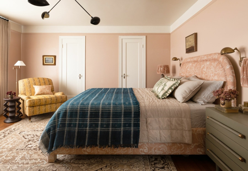 Raumgestaltung mit Farben Schlafzimmer