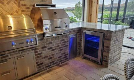 Outdoor Küche selber bauen und einrichten