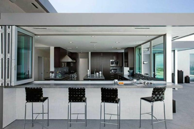 Outdoor Küche selber bauen
