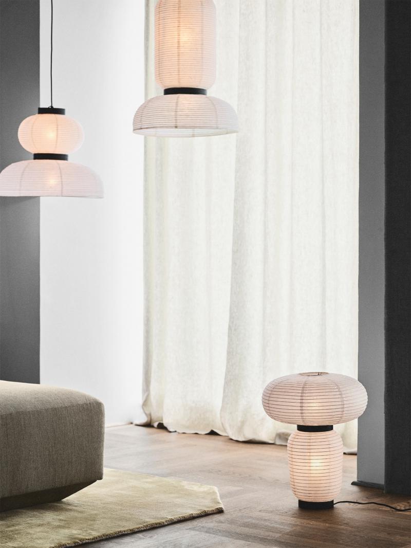 chinesische Pendelleuchten Stehlampe Papier